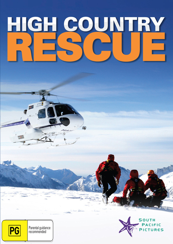 High Country Rescue on DVD