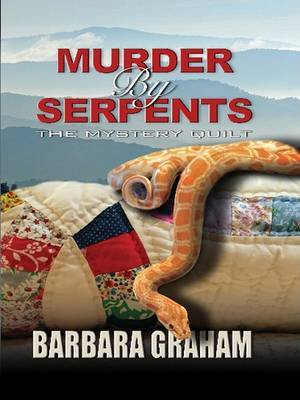 Murder by Serpents by Barbara Graham image