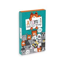 Animal Gift Wrapping Kit