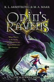 Odin's Ravens by Melissa Marr image