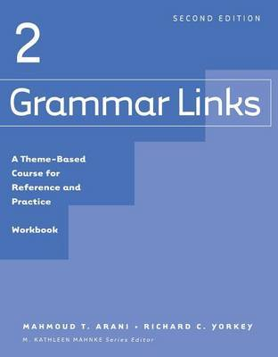 Grammar Links: Bk. 2 by Kathleen Mahnke image