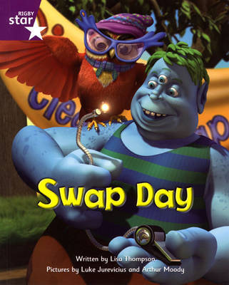 Fantastic Forest Purple Level Fiction: Swap Day by Lisa Thompson