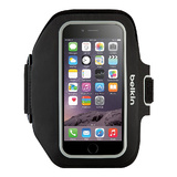 Belkin - Sport-Fit Plus Armband for iPhone 6 Plus (Black)