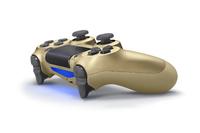 PlayStation 4 DualShock 4 V2 Wireless Controller - Gold for PS4 image