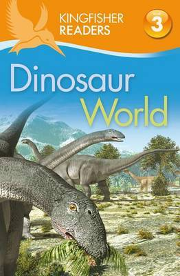 Dinosaur World by Claire Llewellyn image