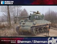 Rubicon 1/56 M4A2 Sherman / Sherman III