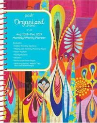 Posh: Organised Living 2018-2019 Planning Diary (Monthly/Weekly) by Andrews McMeel Publishing