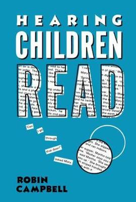 Hearing Children Read by Robin Campbell image