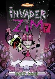 Invader Zim: Complete Animated Series Collector's Set on DVD