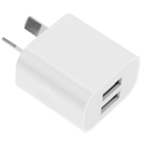 Ape Tech Dual Port USB Wall Charger 2A