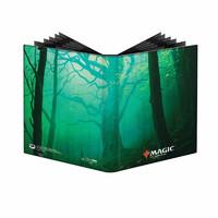 Pro Binder Magic Unstable Lands Forest