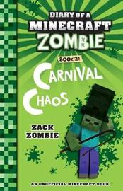 Diary of a Minecraft Zombie #21: Carnival Chaos by Zack Zombie image