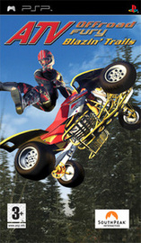 ATV: Offroad Fury : Blazin' Trails for PSP