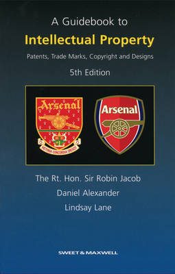 A Guidebook to Intellectual Property by Robin Jacob image