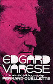 Edgard Varese by Fernand Ouellette image