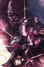 Marvel Illustrated: Man in the Iron Mask Premiere by Alexandre Dumas image