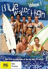 Blue Water High - Vol. 1: Episodes 1-6 on DVD