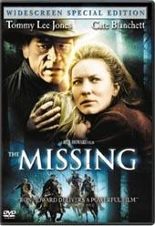 The Missing on DVD
