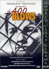 The 400 Blows on DVD