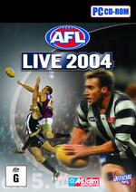 AFL Live 2004 for PC Games