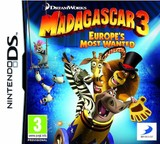 Madagascar 3: The Video Game for Nintendo DS