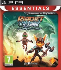 Ratchet & Clank: A Crack In Time (PS3 Essentials) for PS3