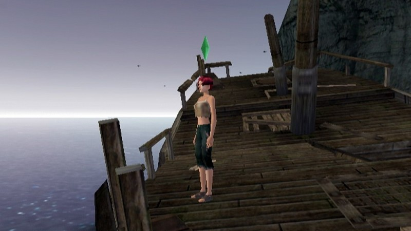 The Sims 2: Castaway (Platinum) for PlayStation 2 image
