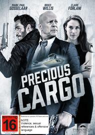 Precious Cargo on DVD