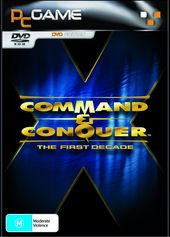 Command & Conquer The First Decade DVD Edition for PC Games