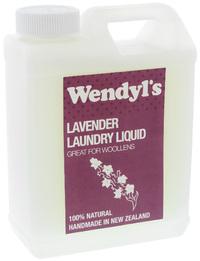 Wendyl's: Lavender Laundry Liquid (1L)