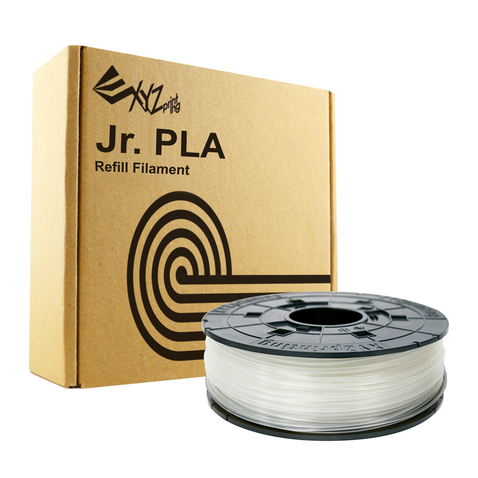 Da Vinci Filament For Mini Maker/Jr - PLA Refill Pack (Nature) image