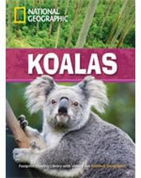 Koalas Saved!: 2600 Headwords by National Geographic image