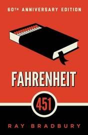 Fahrenheit 451 by Ray D Bradbury image