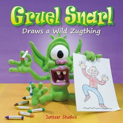 Gruel Snarl Draws a Wild Zugthing by Jeff Jantz