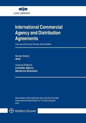International Commercial Agency and Distribution Agreements by Marianne Dickstein image
