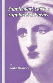 Supplement Edition by Sappho Of Lesbos
