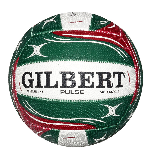 Gilbert Future Ferns Pulse Netball (Size 5)