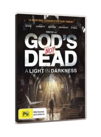 God's Not Dead -A Light in Darkness Drama on DVD