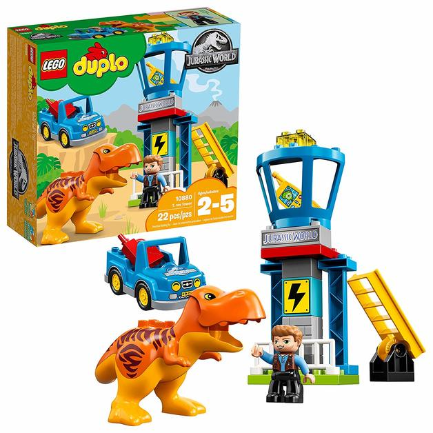 LEGO DUPLO: T.Rex Tower (10880)