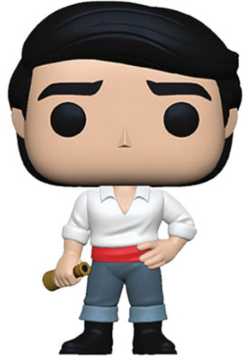 Little Mermaid - Prince Eric Pop! Vinyl Figure image