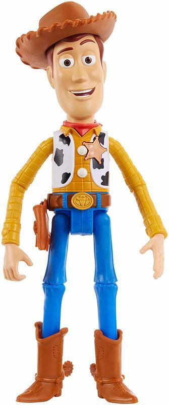 Toy Story: True Talkers Figure - Woody