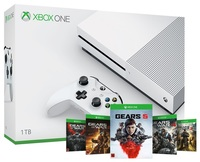 Xbox One S 1TB Gears of War 5 Console Bundle for Xbox One image