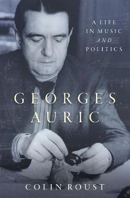 Georges Auric by Colin Roust