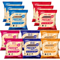 Justine's Protein Cookies Mixed Selection Box No.1 - Assortment (Box of 12)