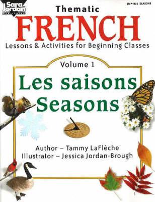 Beginning French: v. 1 by Tammy Lafleche image
