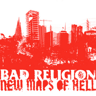 New Maps Of Hell -Deluxe Edition by Bad Religion image