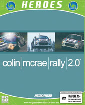 Colin McRae Rally 2 for PC