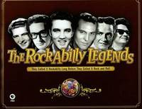 The Rockabilly Legends by Jerry Naylor image