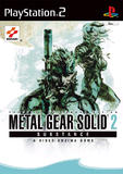 Metal Gear Solid 2: Substance for PlayStation 2