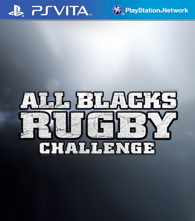 All Blacks Rugby Challenge for Vita image